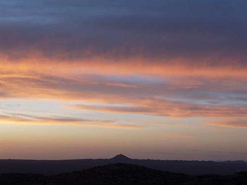 sunset arizona usa geotagged oracle unitedstates azt arizonatrail fordville geo:lat=3268049100 geo:lon=11075031500