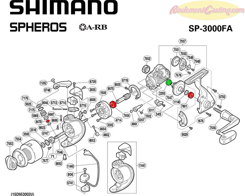 Schema-Shimano-Spheros-3000FA