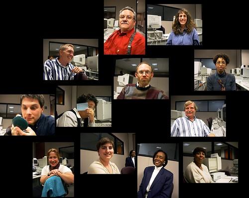Twelve Participants