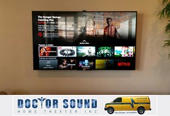 Happy Anniversary Patrick to you and your home theater from Doctor Sound Home Theater Inc!