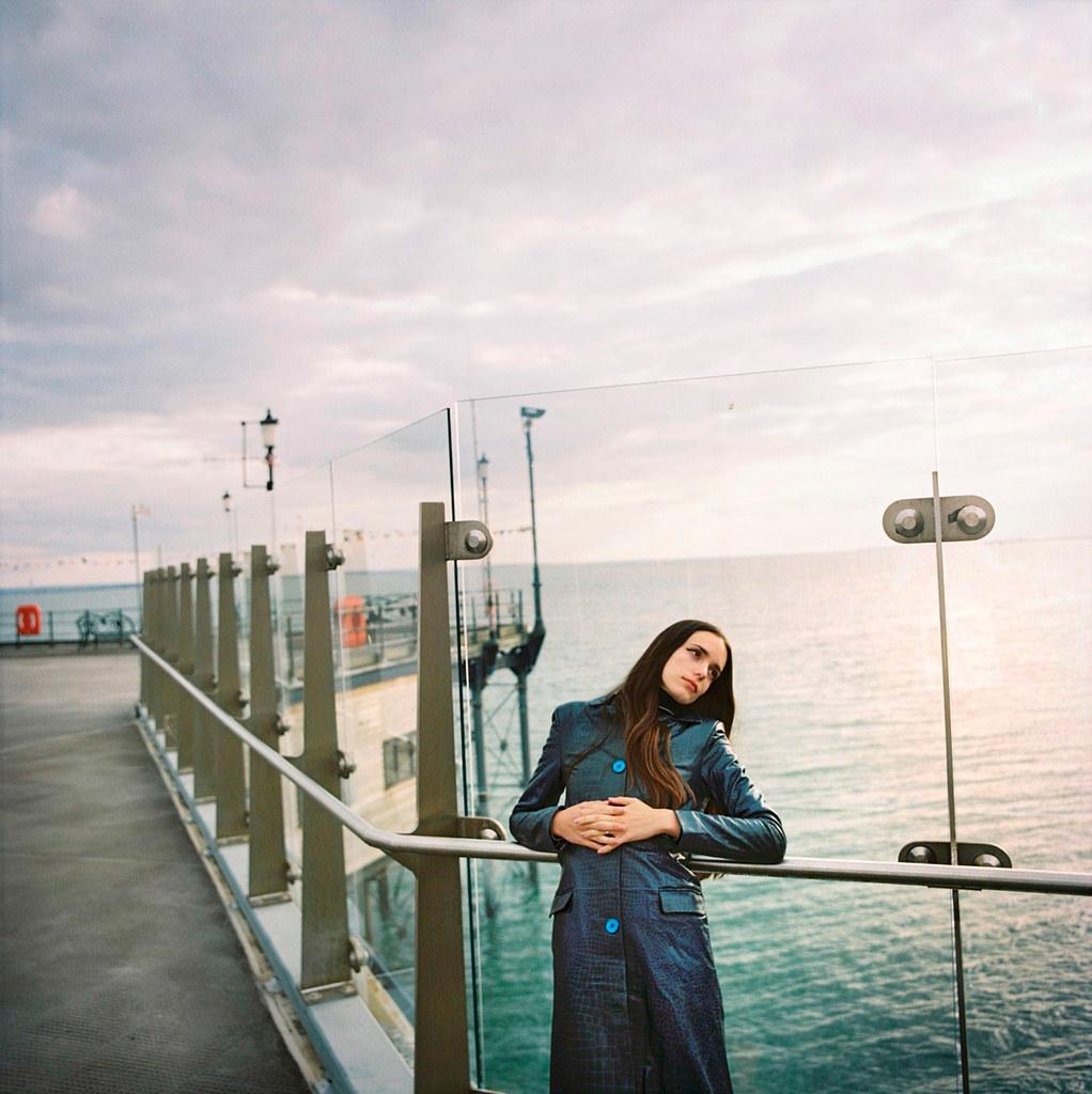 Стэйси Мартин — Фотосессия для «So it Goes» 2015 – 7
