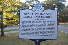 022 Stanton Masonic Lodge & School