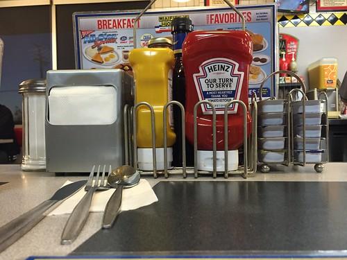 317 - Pecan Waffle