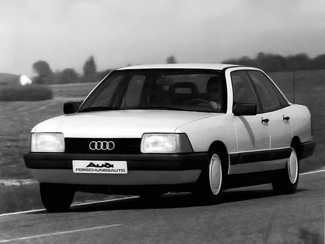 Audi Auto 2000 Concept. 1981 год