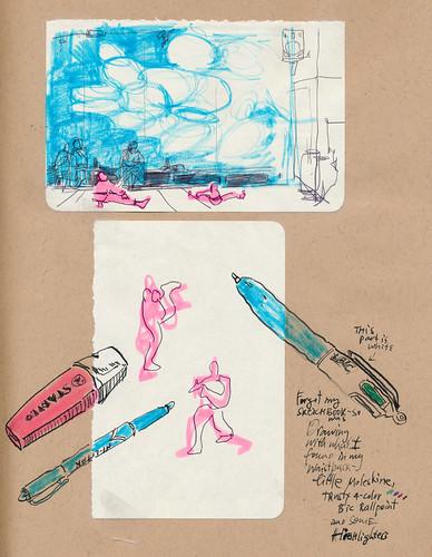 Sketchbook #93: Everyday Things