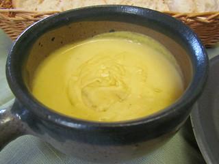 Warm & Cheese White Bean Dip