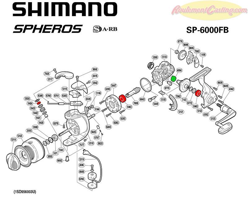 Schema-Shimano-Spheros-6000FB