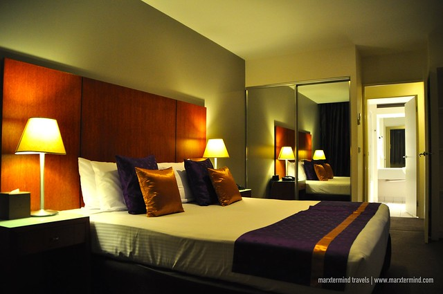 One Bedroom Apartment at Park Regis Griffin Suites