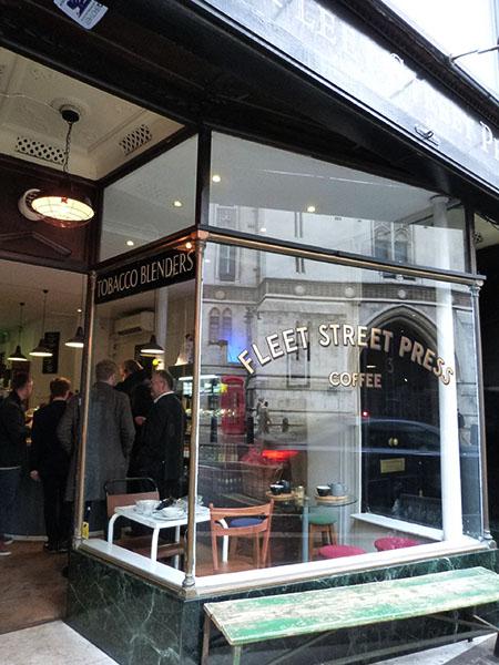 fleet street press