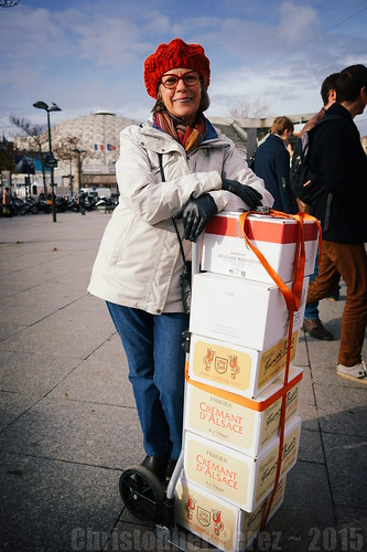 Vigneron Independant ~ Paris ~ 2015