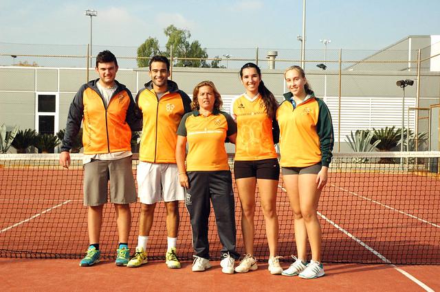 Tenis CADU 2015