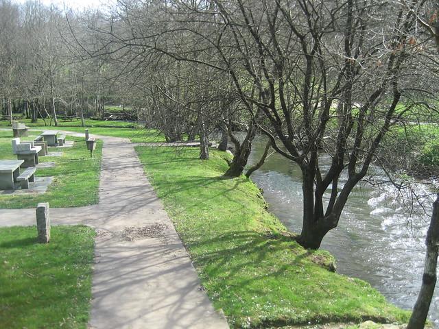 Área recreativa de Ponte Carballa