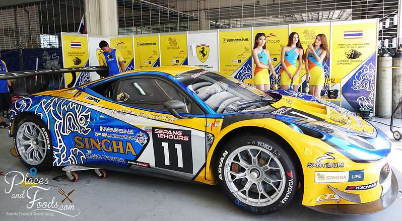 team singha tp 12 racing team ferrari 458 GT3
