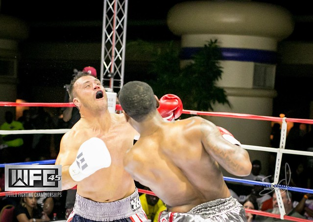 WFC 45 DECEMBER 12th,2015 BOXING at the Belle Of Baton Rouge