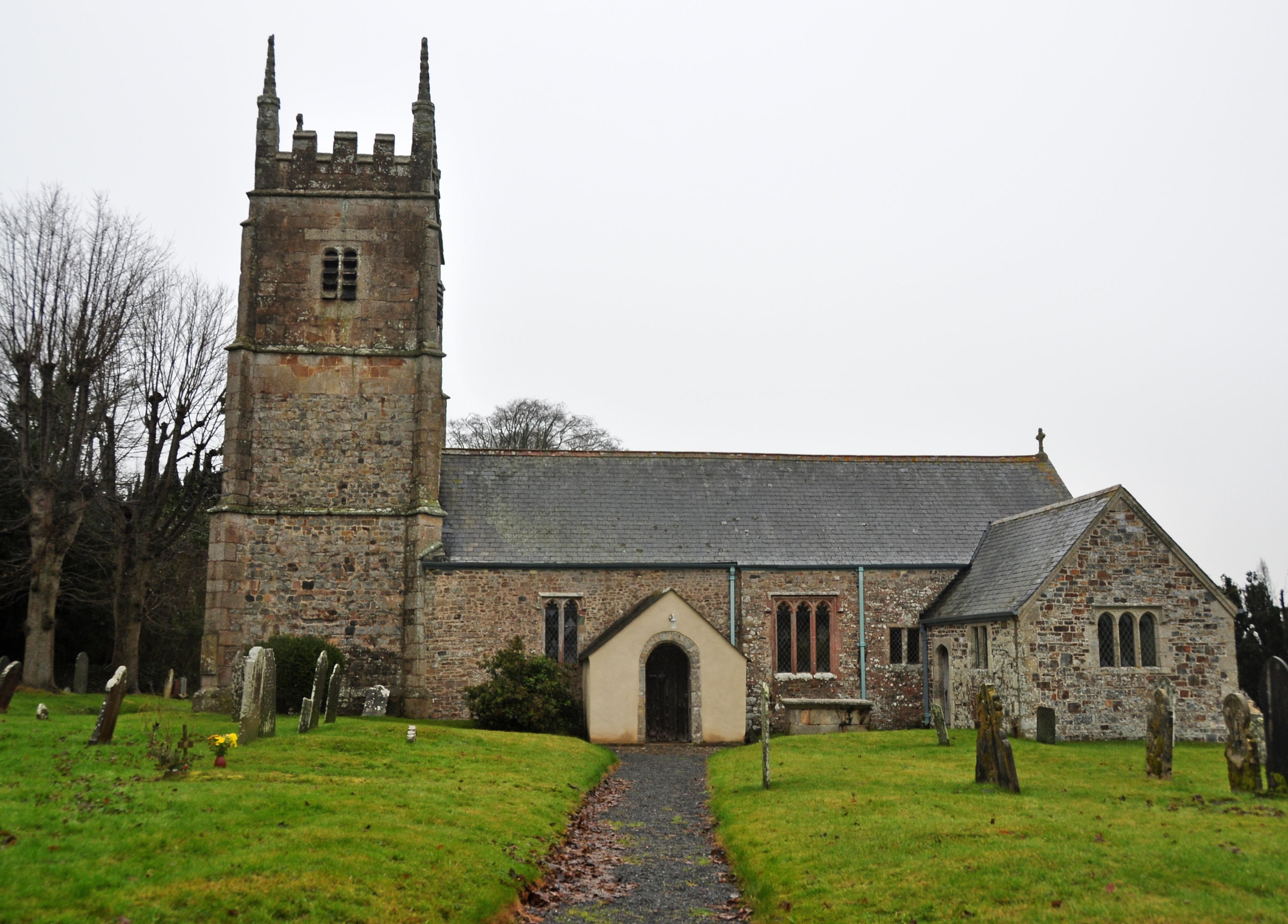 St_James_Church,_Jacobstowe, Devon