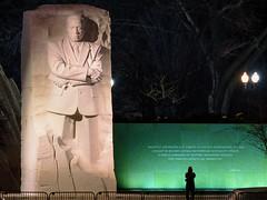 Washington DC Martin Luther King, Jr. Memorial