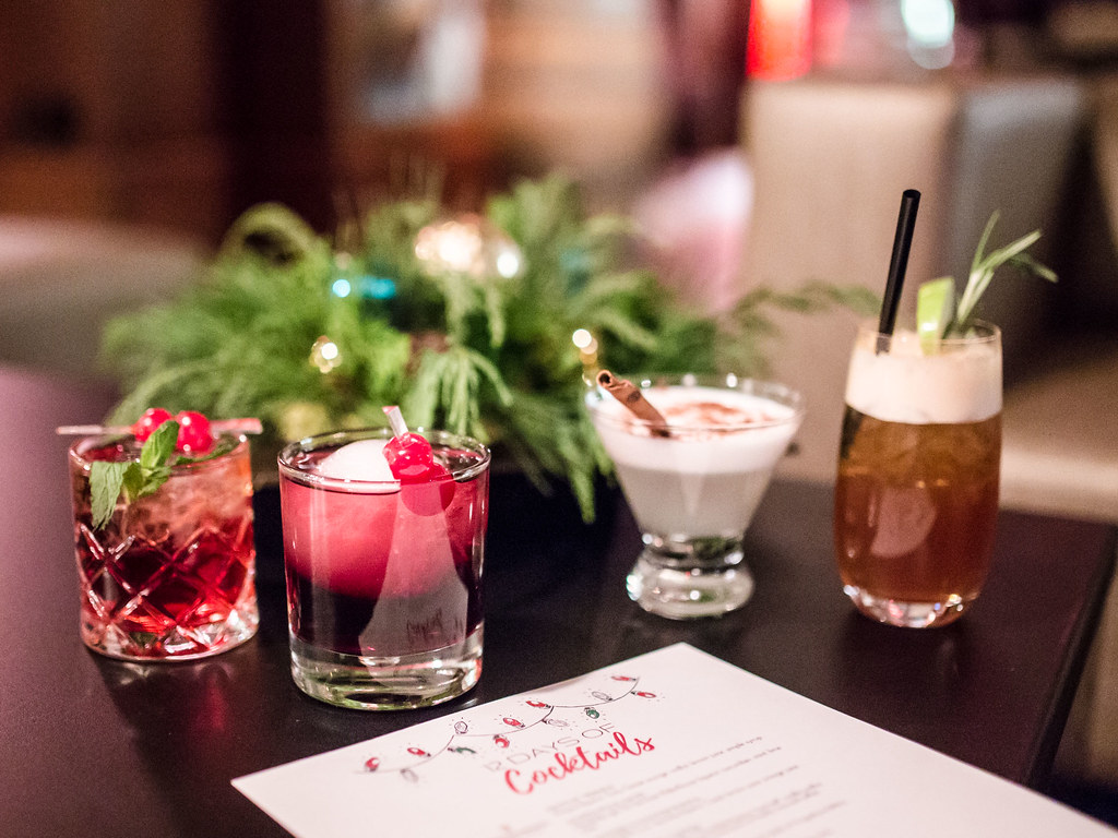 Intercontinental Yorkville Holiday Cocktails