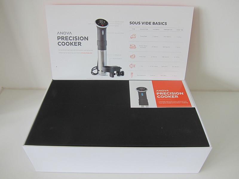 Anova Precision Cooker - Box Open