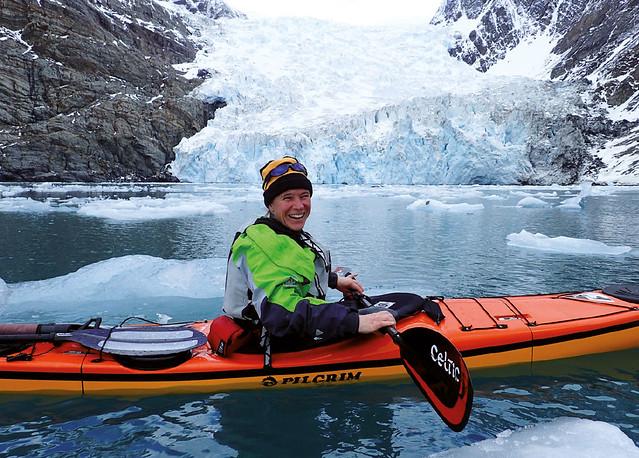Kath-at-the-Hamberg-Glacier