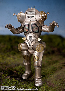 S.H.Figuarts – 超人力霸王系列:宇宙機器人【喬王】King Joe S.H.フィギュアーツ「キングジョー」