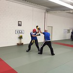Training im Dojo 13.10.2015