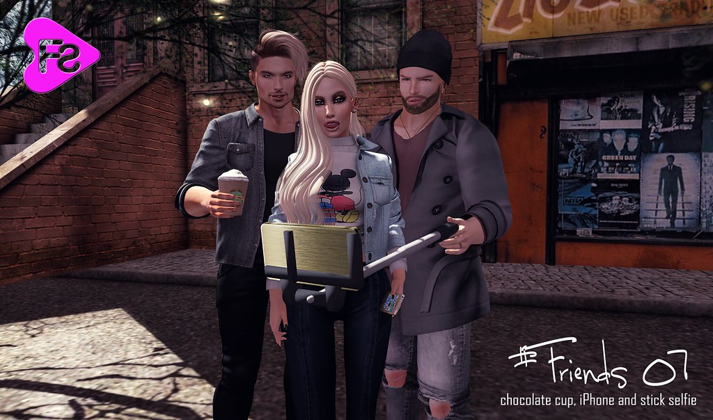 GIFT GROUP  [Frimon Store] #Friends 07 - Available 7 Days ;-) - SecondLifeHub.com