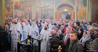 Праздничное богослужение 640