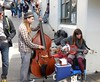 Buskers at Pike Place - Sep 4, 2015 by jiff89