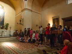 The Faithful Gathering to Witness