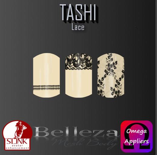 TASHI Lace