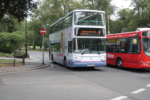 First Hampshire and Dorset 32031 W801EOW