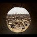 Islamic Cairo from a minaret by Antoine A.