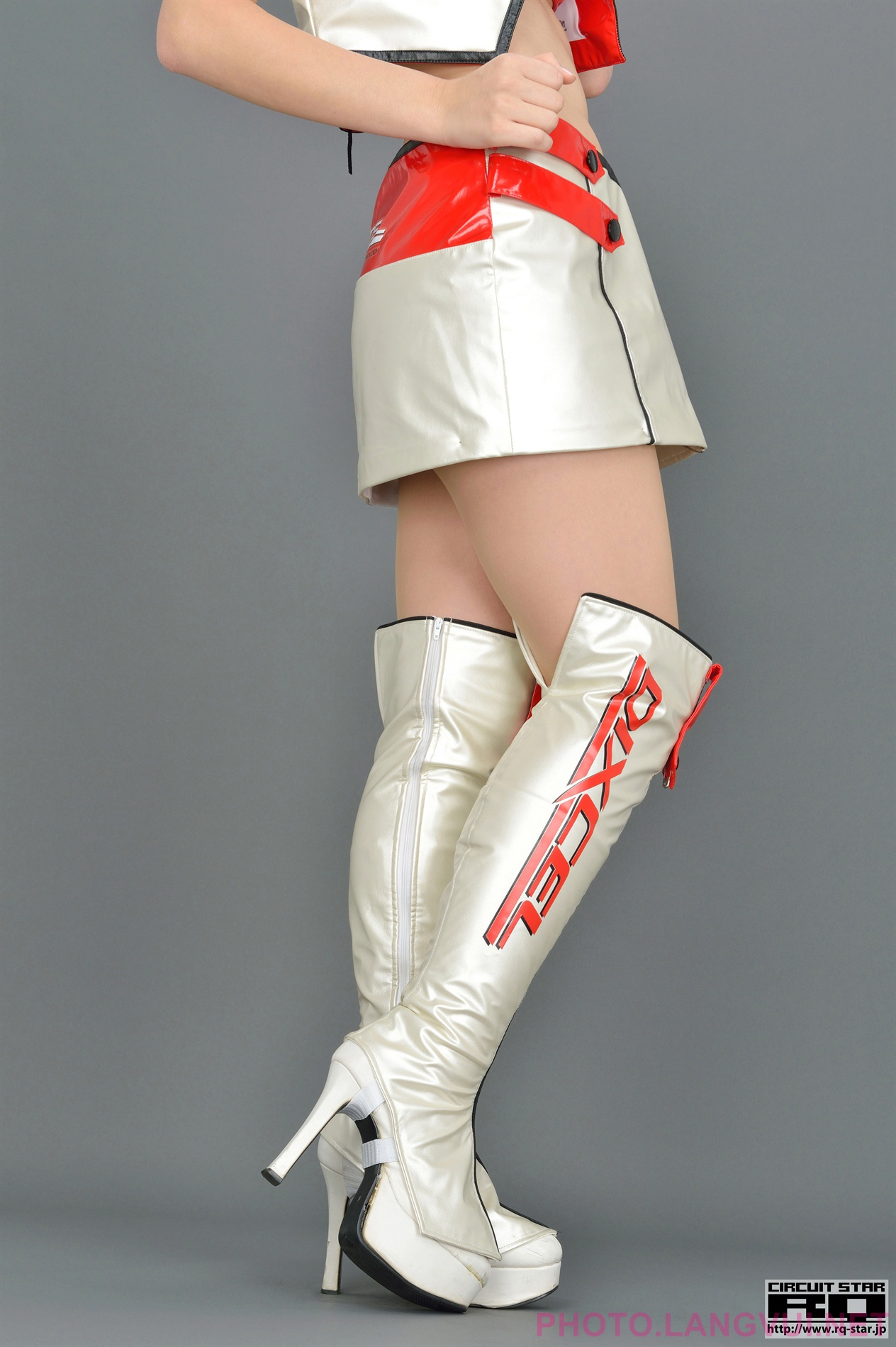 RQ STAR No 01053 Aeri Ikeda Race Queen