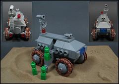 Troop transporter
