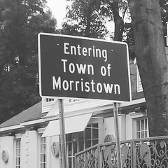 Yes, we have our own town.