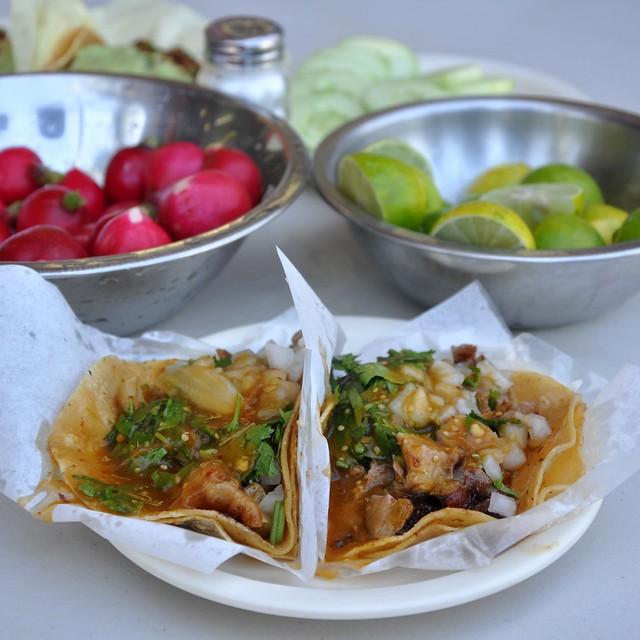 Tacos de Tripas