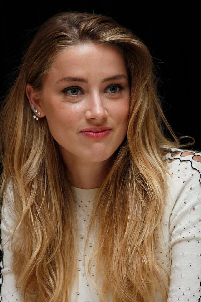 Эмбер Хёрд — Пресс-конференция «Девушка из Дании» на «TIFF» 2015 – 19
