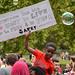 #REFUGEESWELCOME. (Hyde Park Corner, London) by Darren Johnson / iDJ Photography