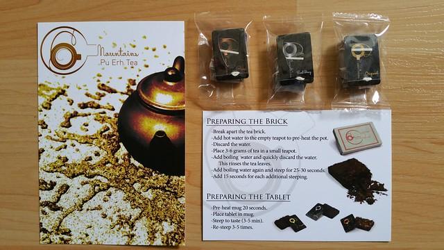 6 Mountains Tea - instructions 1
