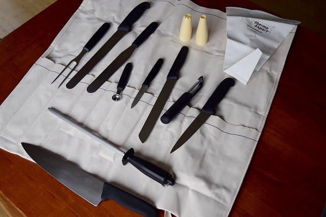 Ballymaloe 12 week course Knife Set