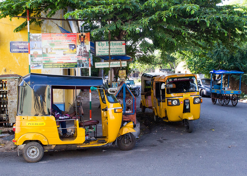 Pondicherry Taxis