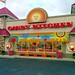 Candy Kitchen Storefront by Morton Fox