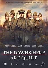 这里的黎明静悄悄The Dawns Here Are Quiet(2015)_俄罗斯名著改编电影