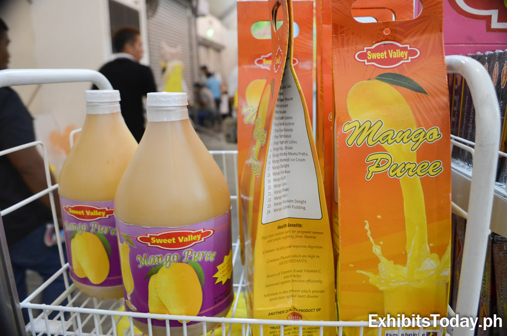Sweet Valley Mango Puree