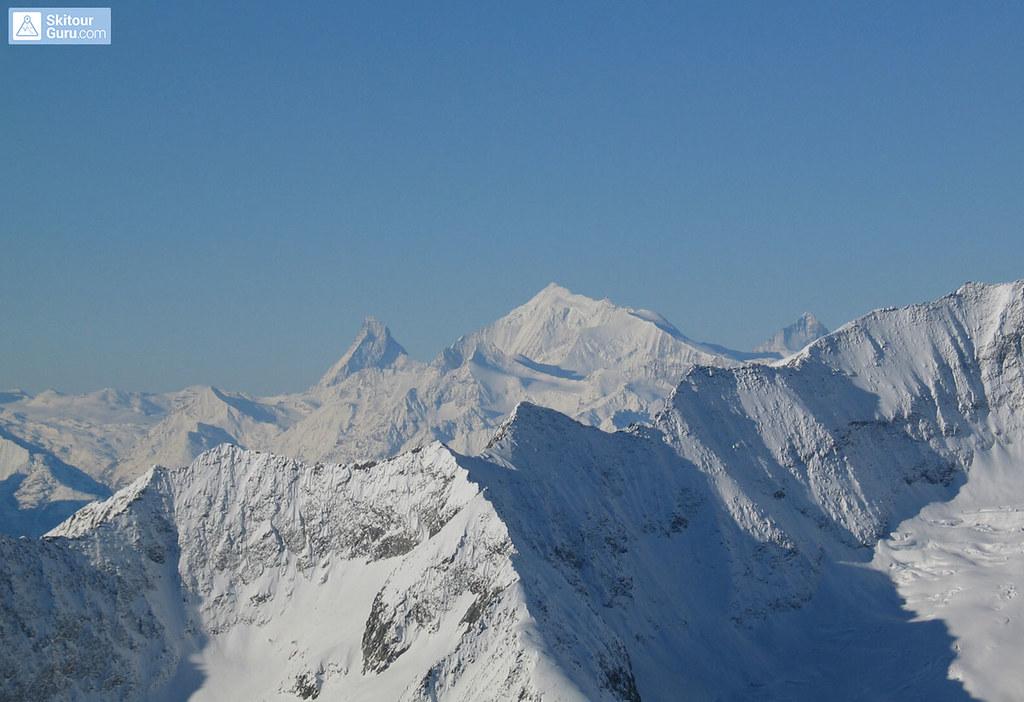 Grosser Aletschhorn Berner Alpen / Alpes bernoises Schweiz foto 15