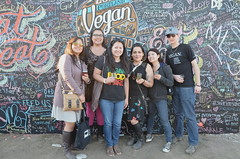 Vegan Beer & Food Festival 2015 (Portland, CA)