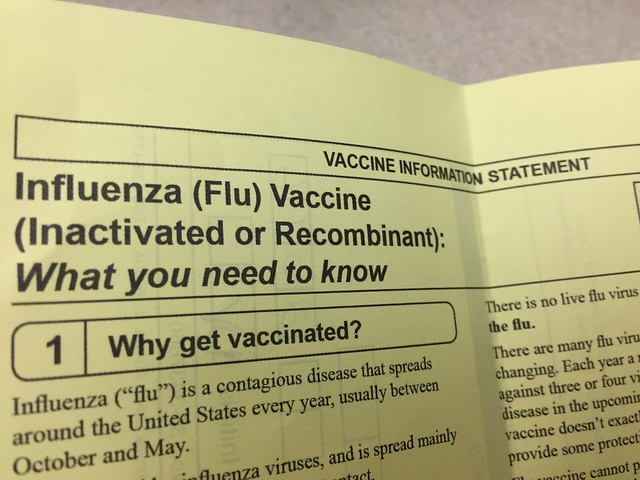 Got vaccinated