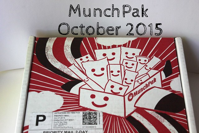 MunchPak October 2015