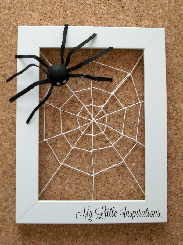 DIY Halloween spooky project - My Little Inspirations