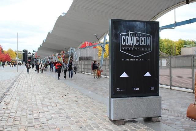 Paris Comic Con 2015